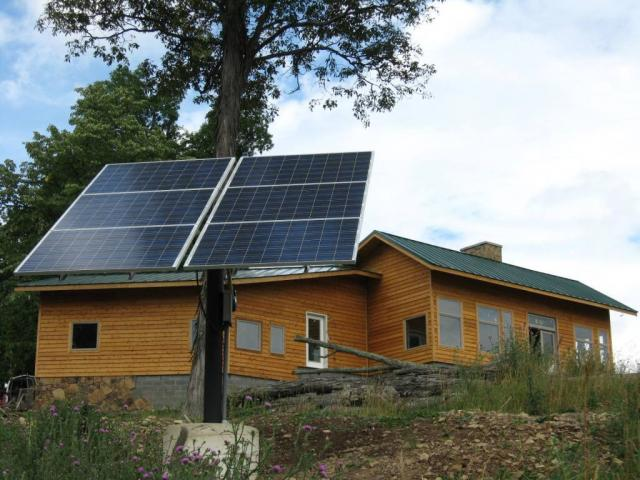 Ottawa Valley Photovoltaic Off Grid Electrical Load