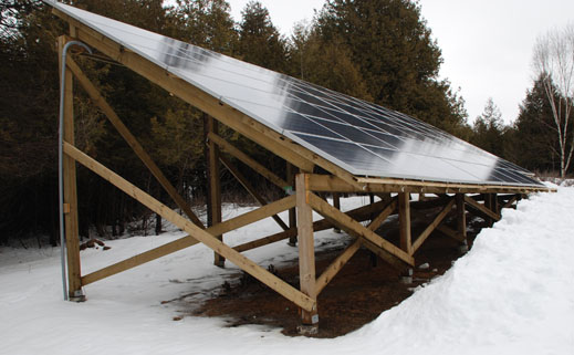 Ottawa Valley Photovoltaic Microfit Net Metering And
